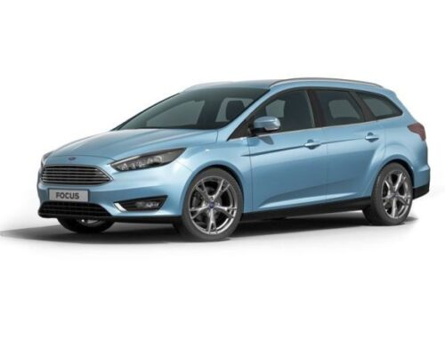 Ford Focus Wagon 1.6 TDCi С-MAX Удаление сажевого фильтра чип-тюнинг