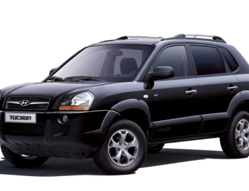 Удаление катализаторов на Hyundai Tucson 2.0 2012 гв. (Евро 2)
