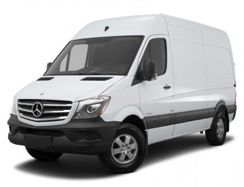 Удаление сажевого фильтра на Mercedes-Benz Sprinter 2.2 CDI (315)