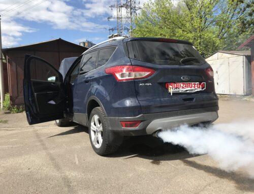 Прошивка Ford Kuga удаление сажевого фильтра на Ford Kuga