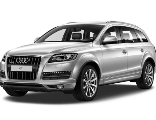 Удаление катализаторов и вихревых заслонок Audi Q7 чип-тюнинг
